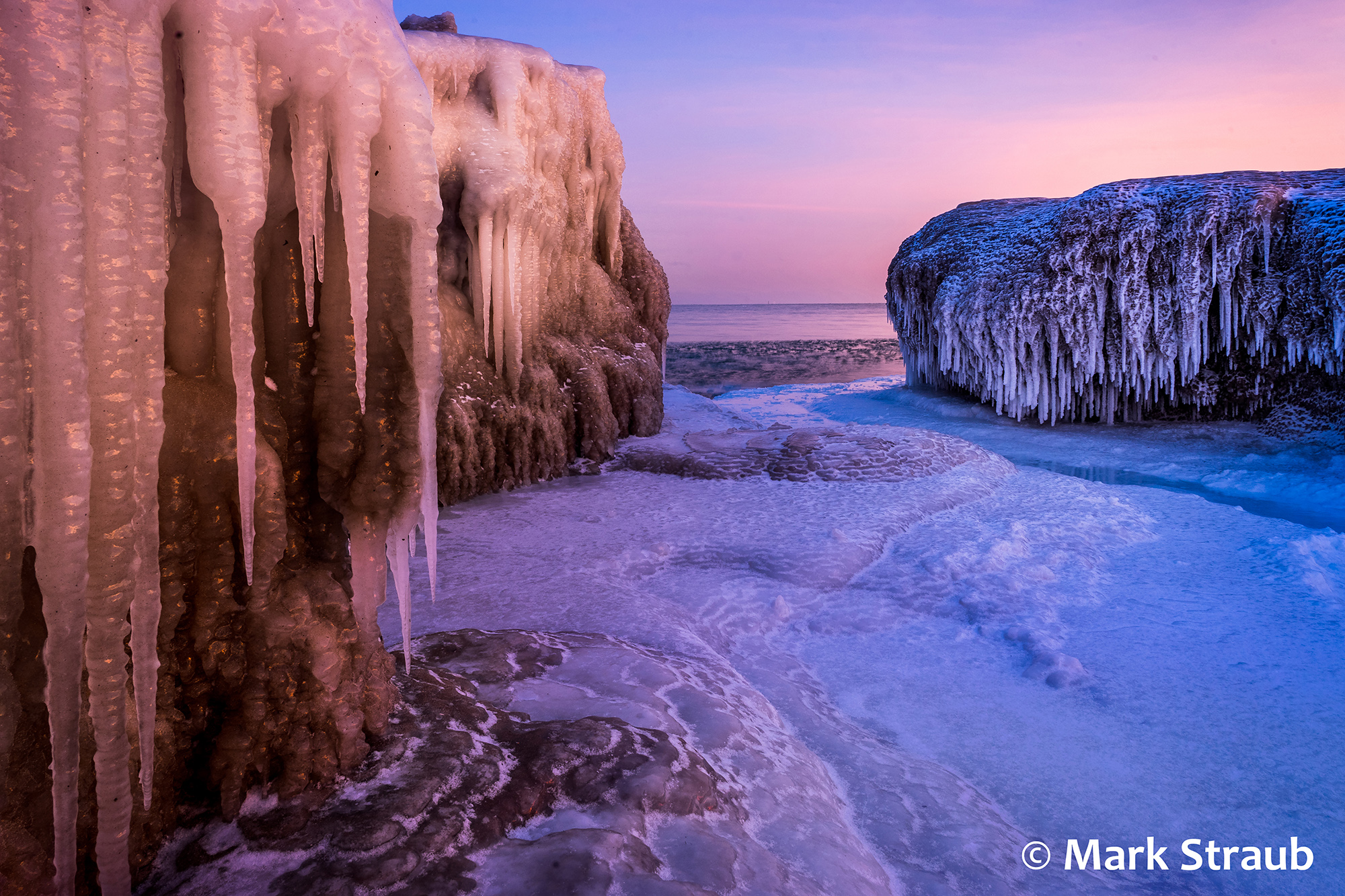 Fire and Ice - Mark Straub