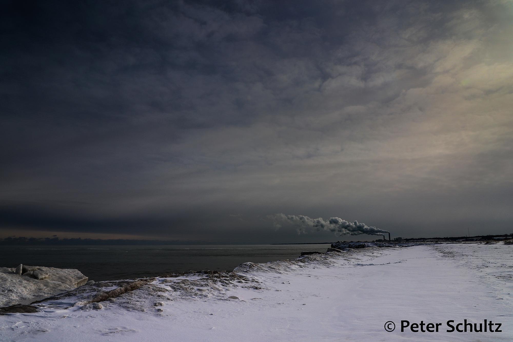 See My Breath - Peter Schultz - Grant Park